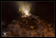 Pottenstein Lichterfest - Sieben Könige